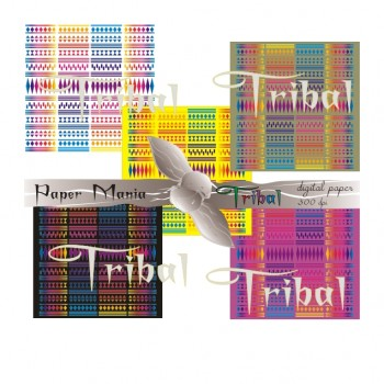 Файл за изтегляне 5 дизайна  Африка 2 квадрат