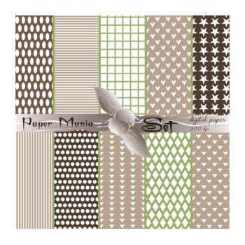Файл за изтегляне 10 дизайна в пастелна гама