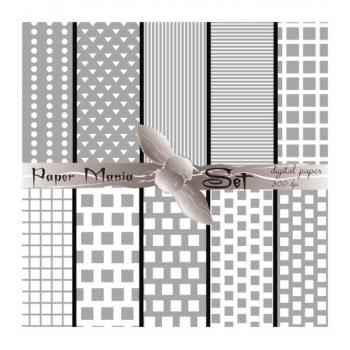 Файл за изтегляне 10 дизайна в сиво